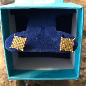 Jewelry - Yellow diamond earrings